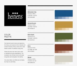 Heinen's Grocery Brand Guide