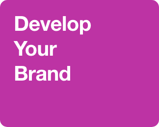 Big Rocket Design Develop Your Brand CTA Button Active