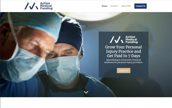 Action Medical Funding