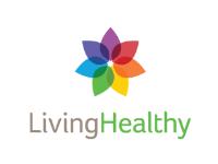 Living Healthy logo