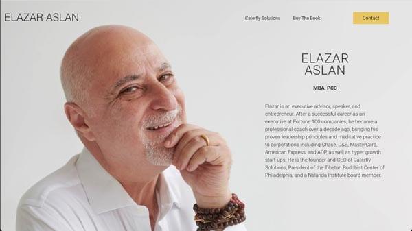 Homepage of ElazarAslan.com