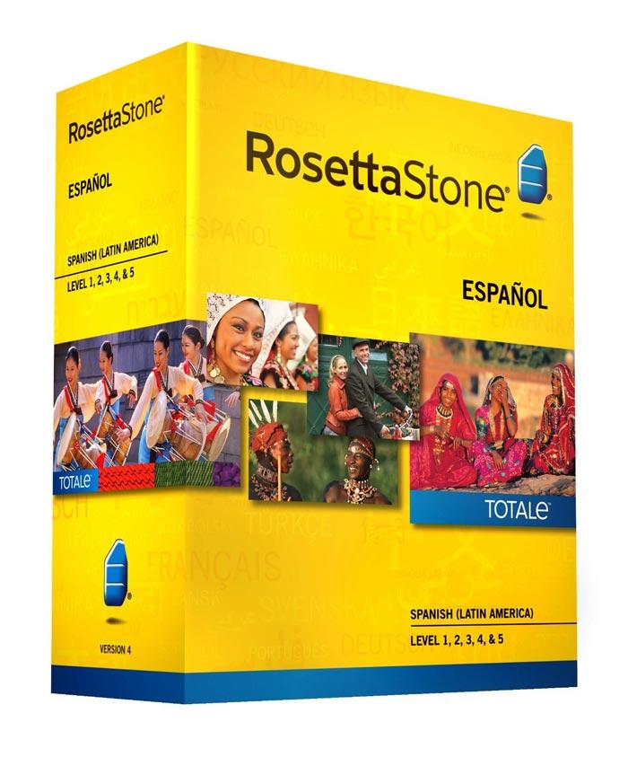Rosetta Stone product